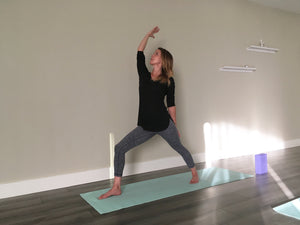 Vinyasa Flow (Wednesday)