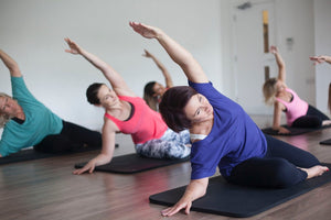 Pilates: Fall Wed Series