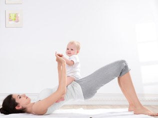 Mom & Baby - Gentle Hatha Yoga