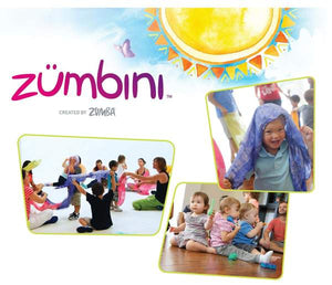 Zumbini: Winter Series - Mondays