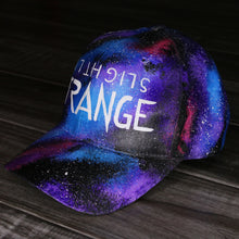 Hand Painted Galaxy Hat