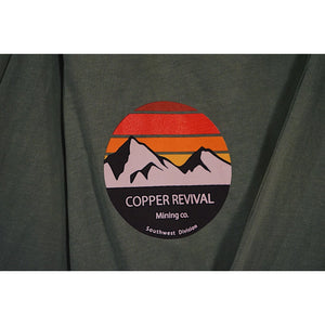 The Sunset Point Long Sleeve - Copper Revival