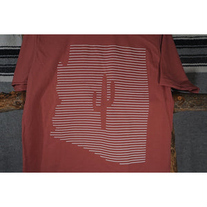 The State Line T-Shirt - Copper Revival