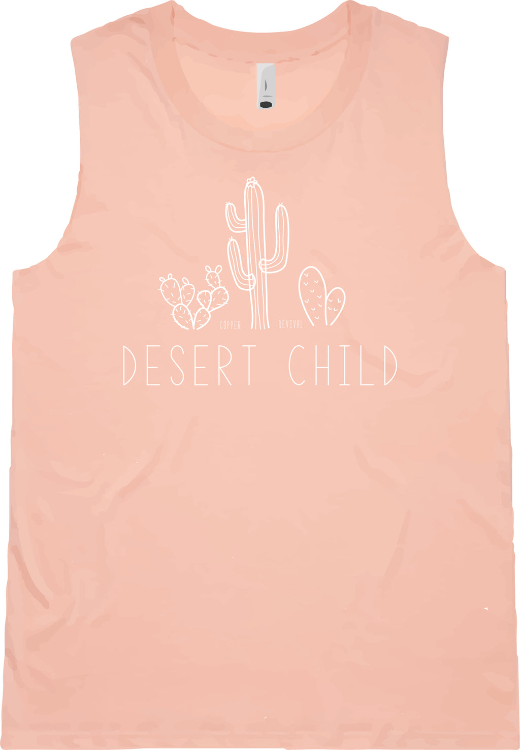 "Women's ""Desert Child"" Tank Top"