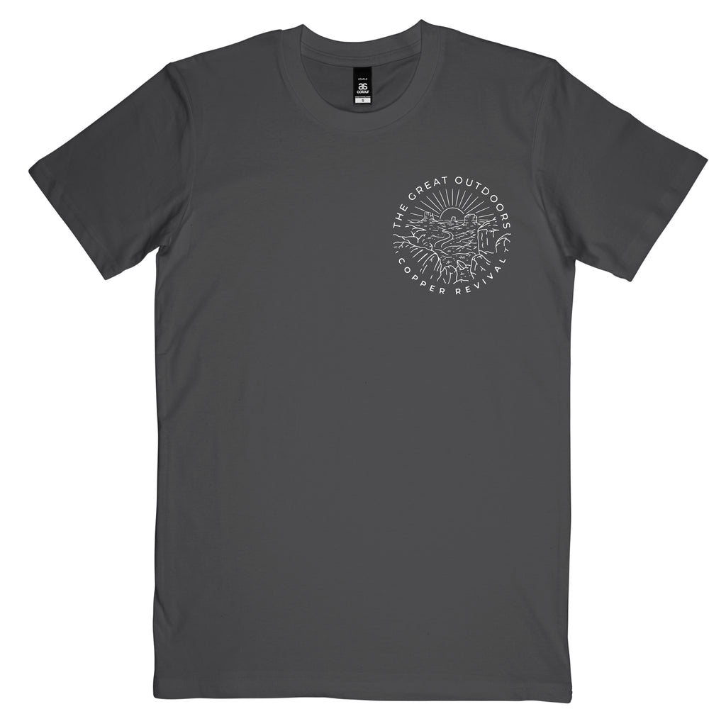 The Great Outdoors T-Shirt (Unisex)