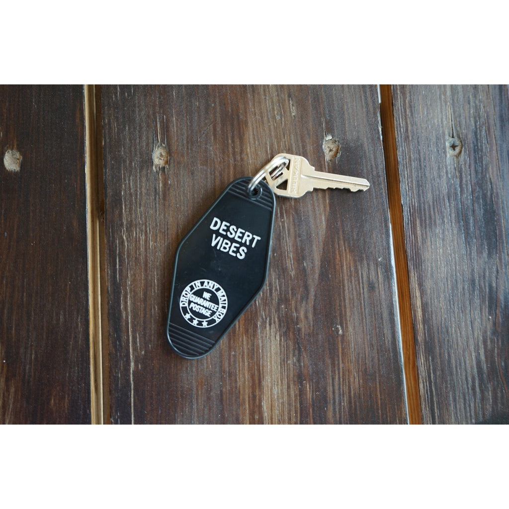 Desert Vibes Key Tag - Copper Revival