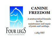 Canine Freedom 1.2kg