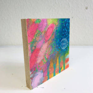 Art Print on Wood 2