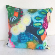 "Cushion ""Colourfull Day"""
