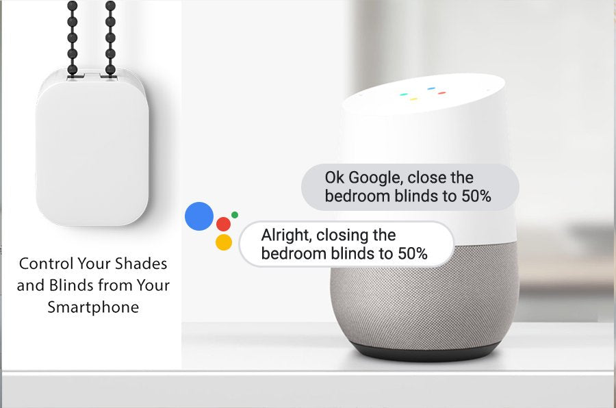 How to Setup Google Home on Soma Smart Shades
