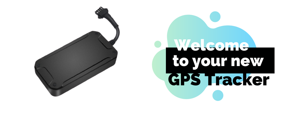 4G Wired GPS Tracker