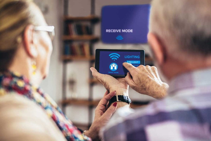 Smart Home Technology and IoT for the Elderly