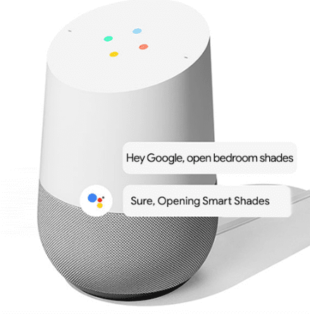Google Assistant Can Now Control Your Blinds