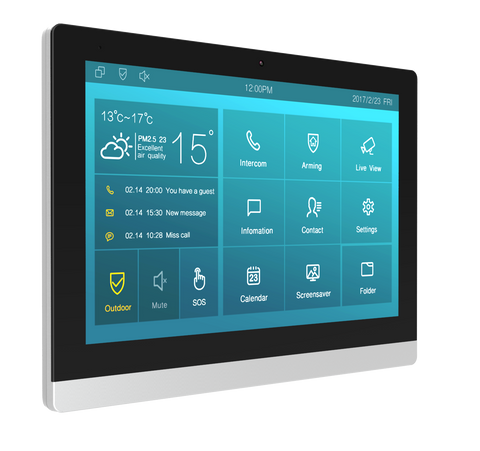 "ANDROID 10"" INDOOR TOUCH SCREEN"