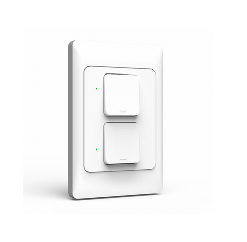 Wifi Smart Click Switch Double