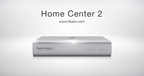 Oz Smart Things PTY LTD:FIBARO Home Center 2 System Black