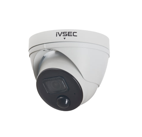 IVSEC 5mp IP Security Camera, Home Secutiry POE Network Surveillance