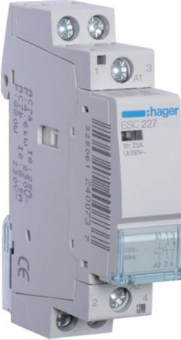 Oz Smart Things PTY LTD:HAGER Contactor