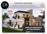Oz Smart Things PTY LTD:Short Stay Rental Control Package