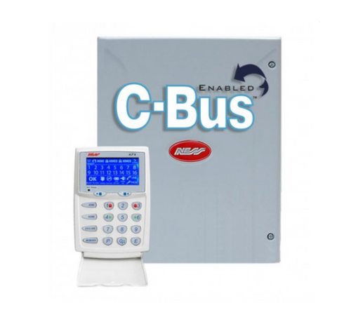 NESS D16X PANEL C-BUS LCD KEYPAD
