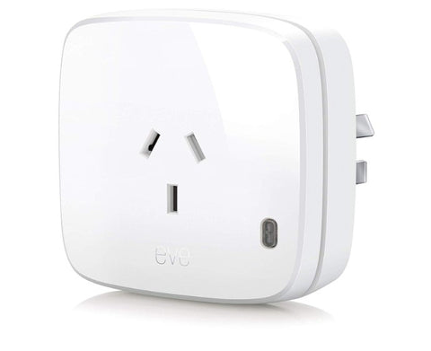 Eve Energy, HomeKit Smart Plug, Plugin Smart Home Siri Power Point