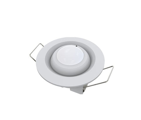 This handy Universal Multisensor Recessor can be used to recess a DOME, PHILIO or Fibaro multi-sensor.