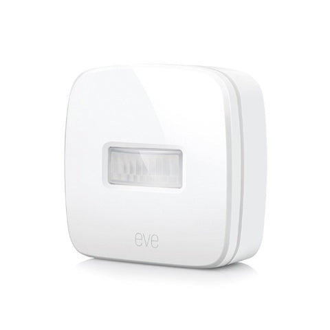 Eve HomeKit Motion Sensor, Apple Smart Home Device, Siri Controlled
