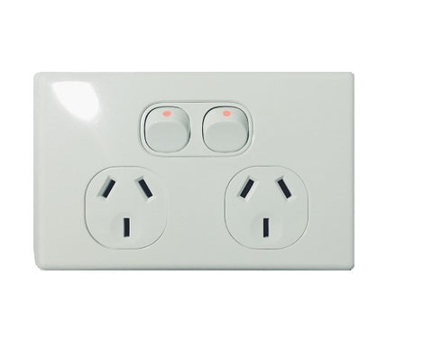 Slimline Power Point GPO