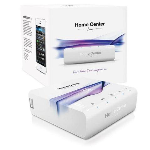 Oz Smart Things PTY LTD:FIBARO Home Center Lite System