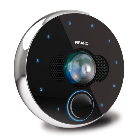 Fibaro Intercom Smart Door Bell Camera Smart Home Automation Security