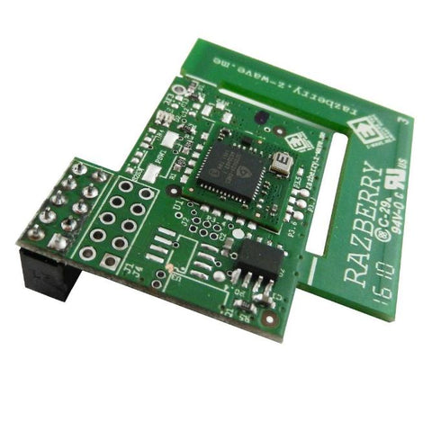 Oz Smart Things PTY LTD:ZME Z-Wave RaZberry Card V2