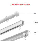 SwitchBot Curtain (Rod) - 2 Pack