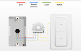 Oz Smart Things PTY LTD:Aeotec Nano Dimmer