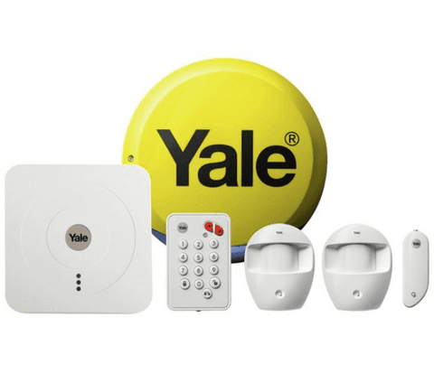 YALE Alarm Kit B-HSA6500-AU, Home Security System, Smart Home