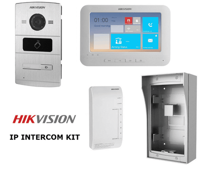 Hikvision Video Door Intercom