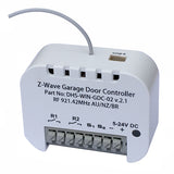 Z-Wave Garage Door Opener, Wireless gate controller, Smart Home Auto