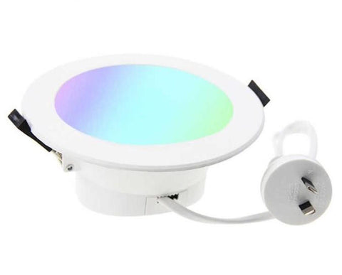 RGBW RGB Downlight Smart LED wifi