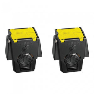 Taser M26C/X26C Cartridges Live 2 Pack Replacement Set