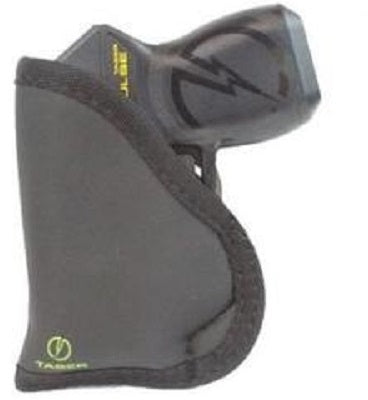 Taser pulse with Sticky holster