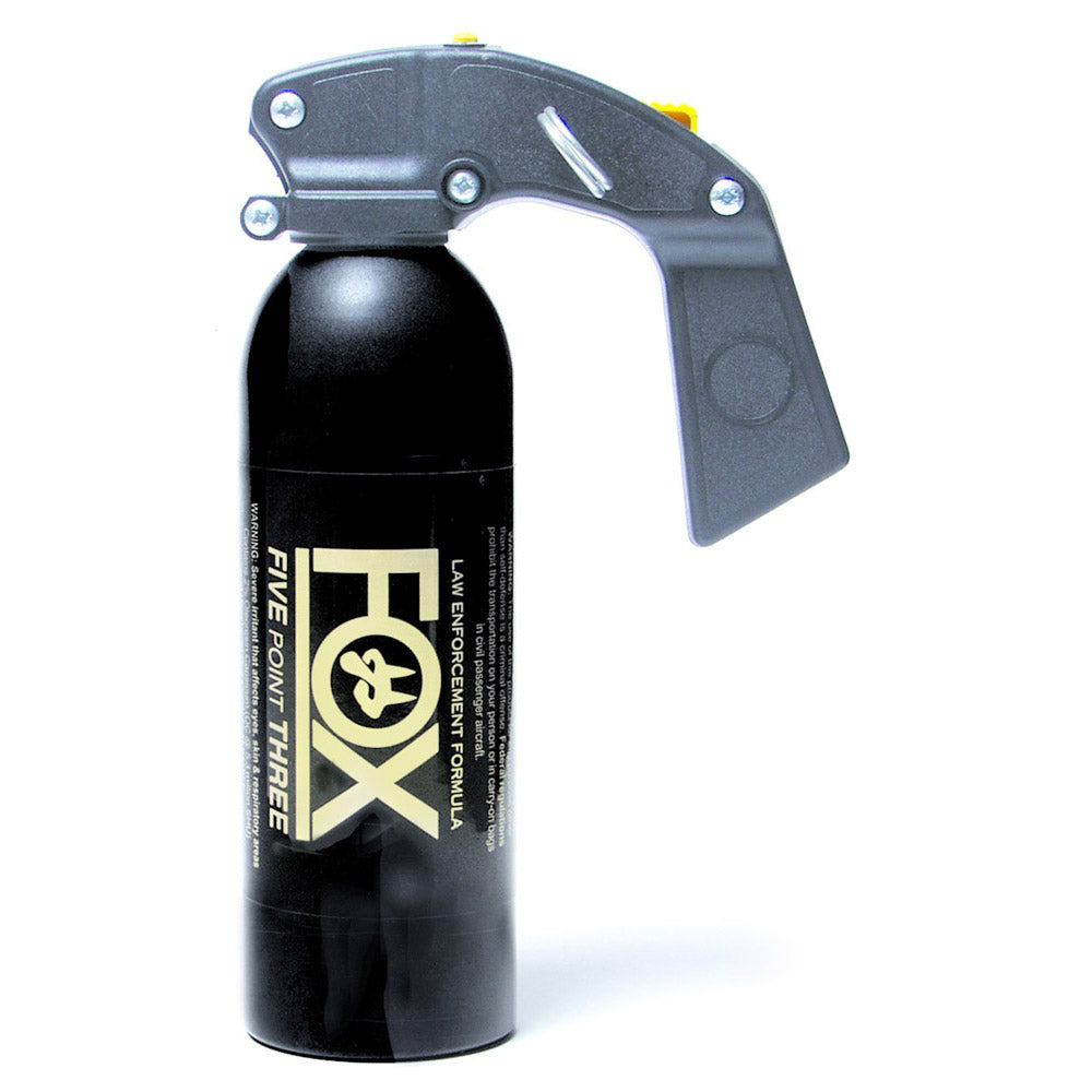 Fox Labs 16 oz. Pistol Grip Pepper Spray Fogger