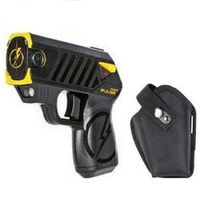 Taser Pulse and Nylon holster
