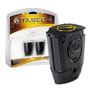 TASER Pulse accessories, including TASER Pulse holsters, refill cartridges, batteries