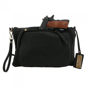 Gun concealment purse