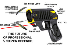 TASER Pulse, is a high-tech, subcompact weapon