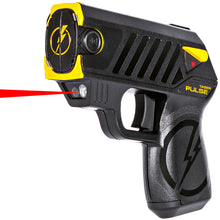 Pulse Taser 39061 with 2 Cartridges, LED Laser with/2 Cartridges, Holster and Target