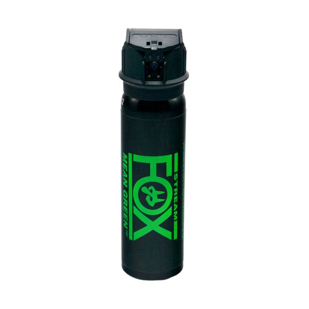 4 oz. Mean Green Pepper Spray Stream
