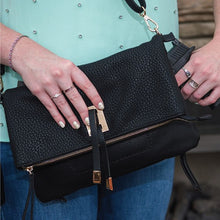 Aya Concealed Carry Purse: Black