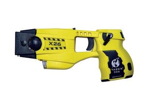 Taser X26 Yellow Law Enforcement Model - Refurbished