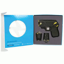 TASER Pulse+ with Laser and two live Cartridges