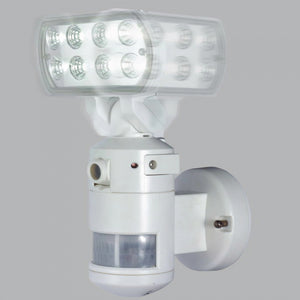 Nightwatcher Robotic Security LED Motion Lighting Camera